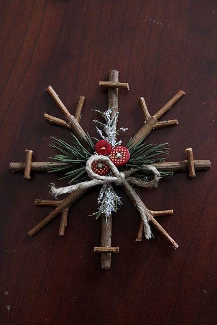 DIY Christmas ornaments by HanahBee