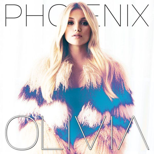 "Olivia Holt Announces Debut Single ""Phoenix"""