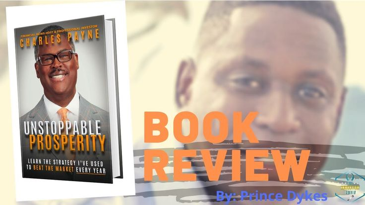 Book review unstoppable prosperity by charles payne of