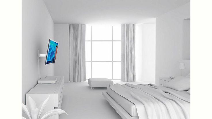 vogel´s® TV-Wandhalterung »WALL 2225« schwenkbar, für 81-140 cm (32-55 Zoll) Fernseher, VESA 400x400 Jetzt bestellen unter: https://moebel.ladendirekt.de/wohnzimmer/tv-hifi-moebel/tv-halterungen/?uid=f3bd6a84-129a-5fa3-82b6-cf7e7cc5f798&utm_source=pinterest&utm_medium=pin&utm_campaign=boards #tvhalterungen #wohnzimmer #tvhifimoebel