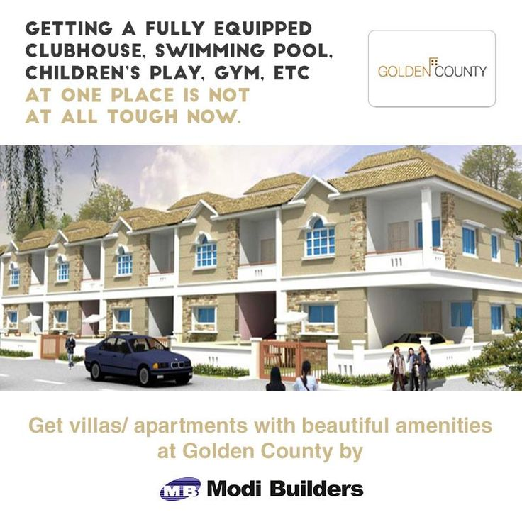 Get villas for sale in Rampally near Infosys campus, Ghatkesar from Modi Builders, one of the top builders in Hyderabad who provides villas at reasonable prices.  For more info visit: http://www.modibuilders.com/current_projects/golden_county/
