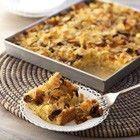 Appelplaatkoek met rozijnen, kaneel en amandelschaafsel recept - Hollands - Eten Gerechten - Recepten Vandaag