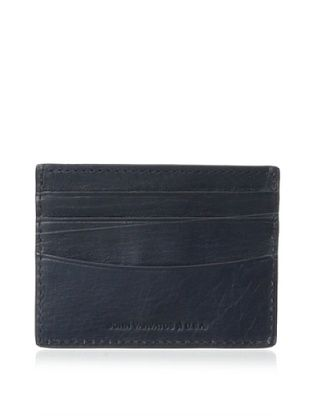 47% OFF John Varvatos Men's Barrett Card Case (Navy)