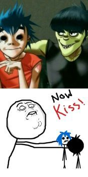 2doc now kiss meme by NekoGabii