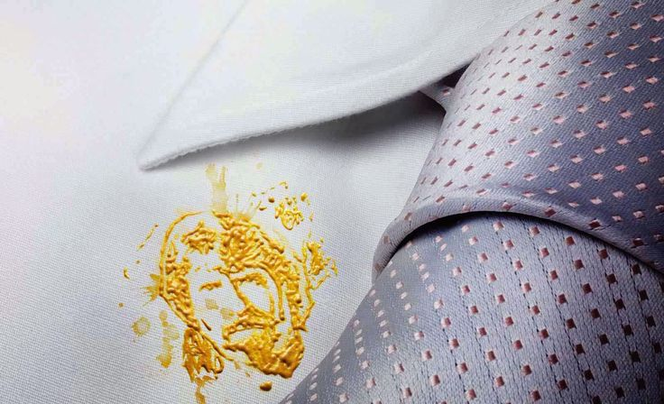 Remove All Stains.com: How to Remove Mustard Stains from A Shirt