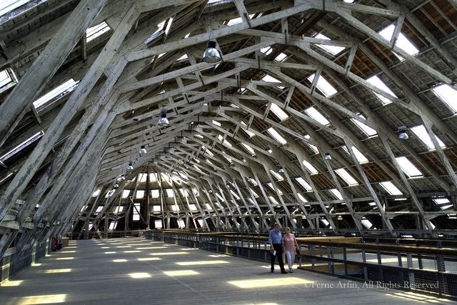 Best Day Trips From London - The Historic Dockyard Chatham: The Covered Slips -