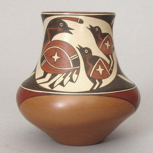 Santa Clara Pueblo Pottery by Lois Gutierrez