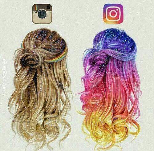 Agora cada vez que qualquer aplicaçao mudar pinto o cabelo