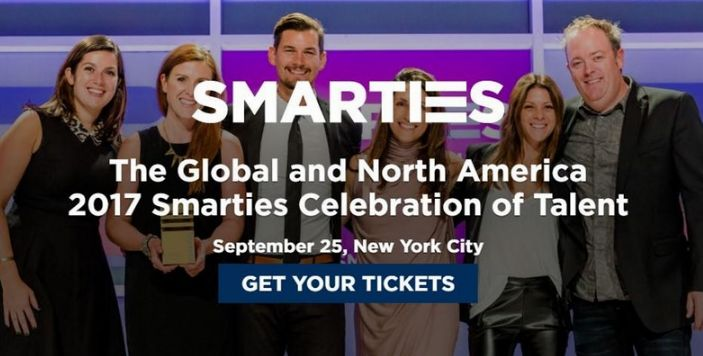 Are you Ready to Celebrate Everything Mobile Marketing? Join the MMA for the 2017 Smartie Awards! Tickets, Mon, Sep 25, 2017 at 5:00 PM | Eventbrite