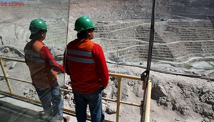 """BHP Billiton, controlador de mina Escondida: Alza del cobre """"nos pone muy contentos"""""""