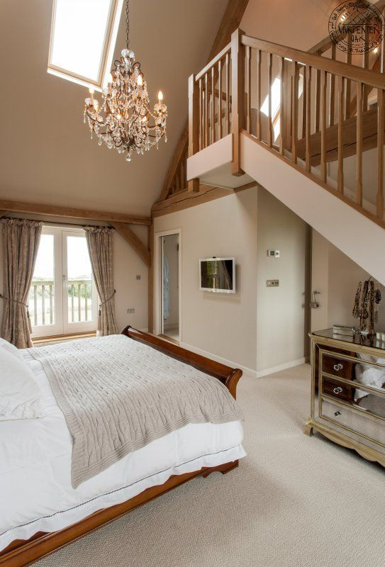 Eco Timber Frame Open Plan Timber Frame House Cool Rooms Cottage Style Bedrooms Oak Frame