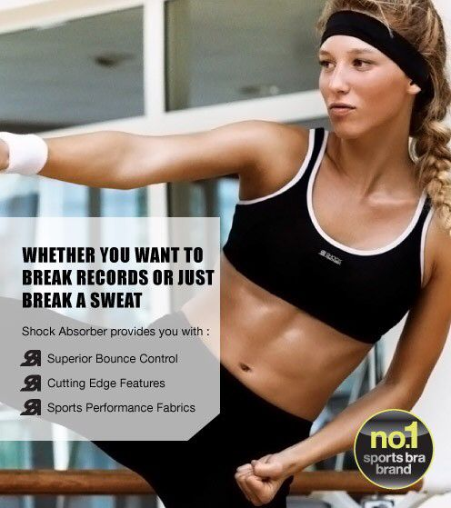 Award winning sports bras for any type of workout. www.bodiccea.com.au