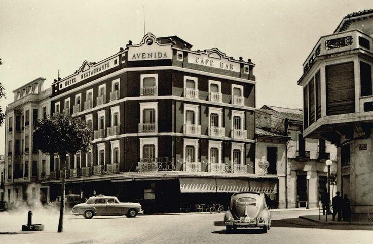 Entrant per valencia hotel avenida gandia antigua pinterest hotels and valencia - Hotel avenida del puerto valencia ...
