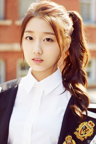 Name: Yein Jung Member of: Lovelyz Birthdate: ?.?.1998