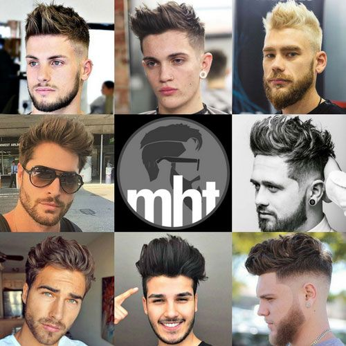 Super 1000 Ideas About Men Haircut Names On Pinterest Hairstyles Short Hairstyles For Black Women Fulllsitofus