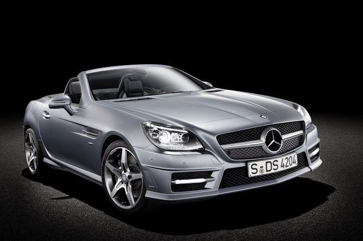 2010 Mercedes-Benz SLK-Class Free Wallpapers ~ Auto Cars