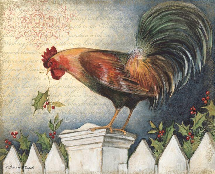 Lang - December   2015 Wallpaper | Proud Rooster