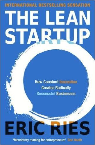 Eric Ries. The lean startup