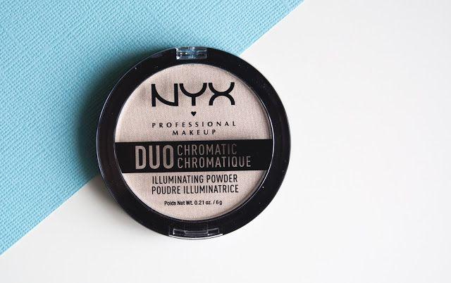 "хайлайтер NYX DUO Chromatic ""Snow Rose"" отзывы"