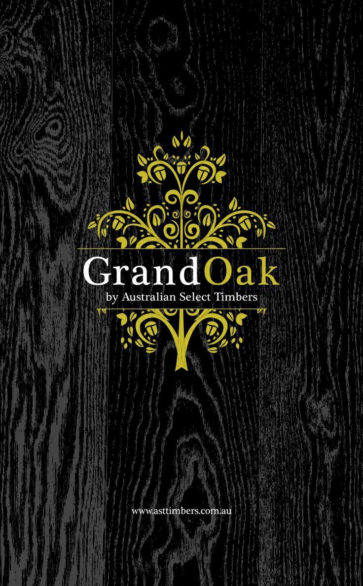Grand Oak Timber Flooring: Grand Oak Brochure P1
