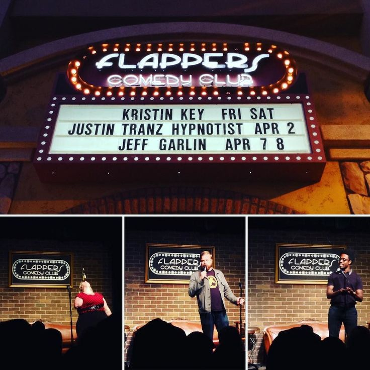 Still deciding how to spend your Friday night? Tonight try food drinks and comedy with headliner @thekristinkey #flappersburbank #flapperscomedy #standup #standupcomedy #comedy #comedyclub