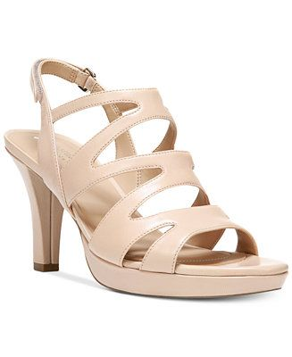Naturalizer Pressley Sandals - Naturalizer - Shoes - Macy's