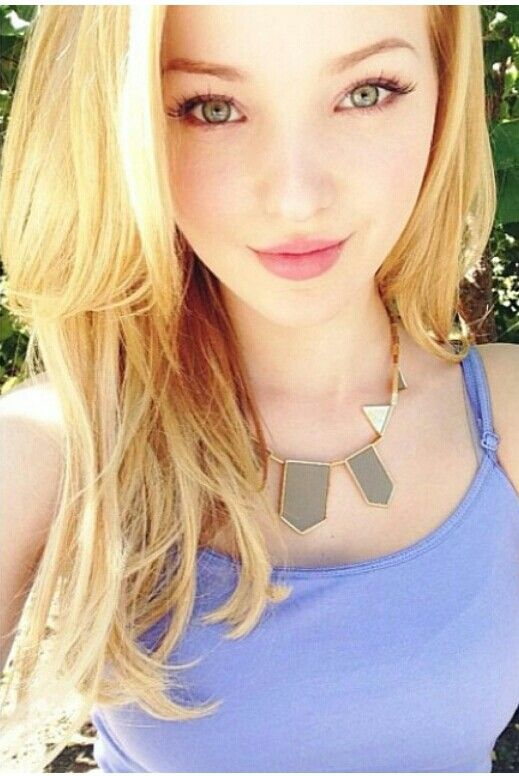 "Dove Cameron - for Megan in the novel ""Waiting for Perfect"" by Kelli Kretzschmar."
