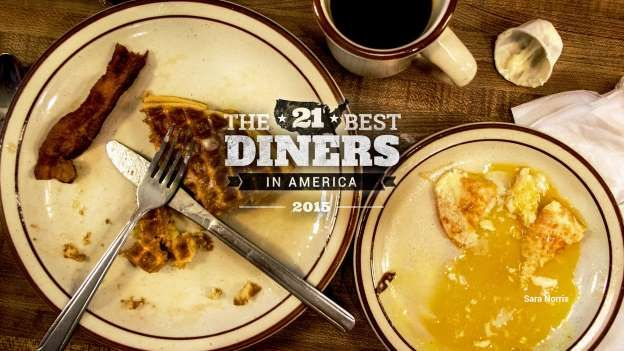 A quality diner is like a minor league utility player: always ready in an emergency, does a few thin... - Sara Norris/Thrillist