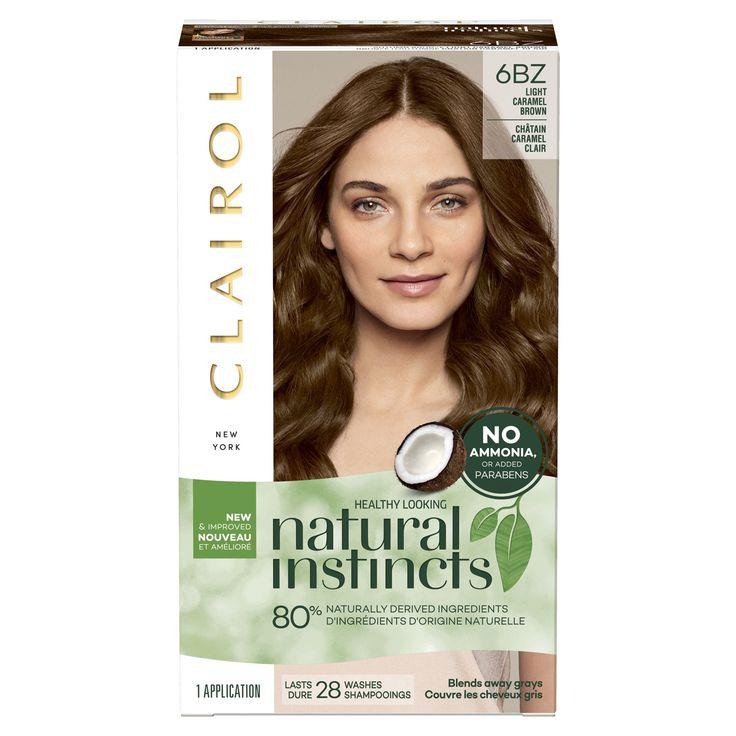 Clairol Natural Instincts DemiPermanent Hair Color Crème
