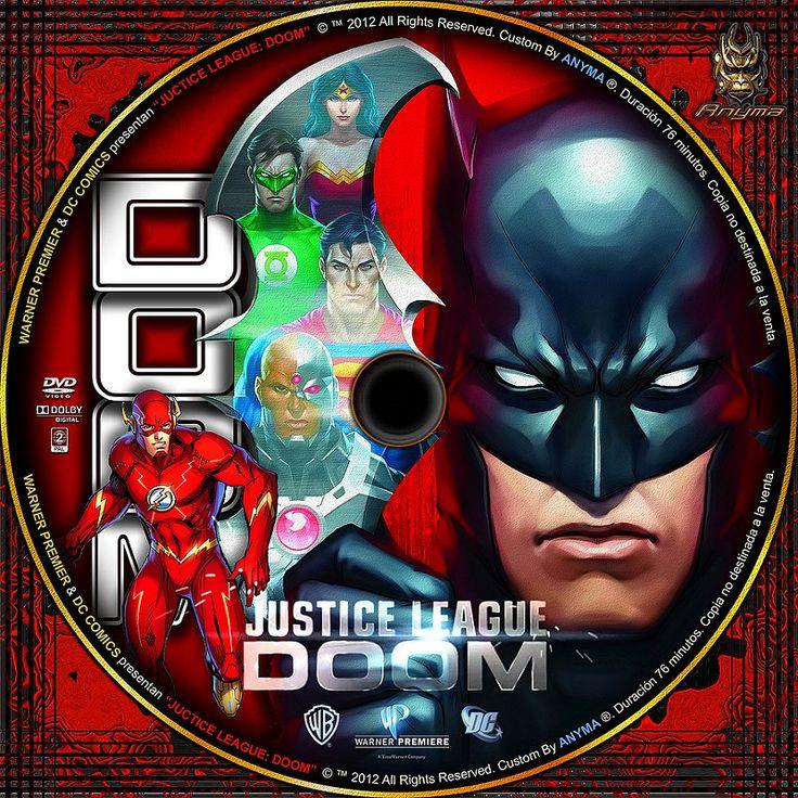 justice league doom   por Anyma 2000