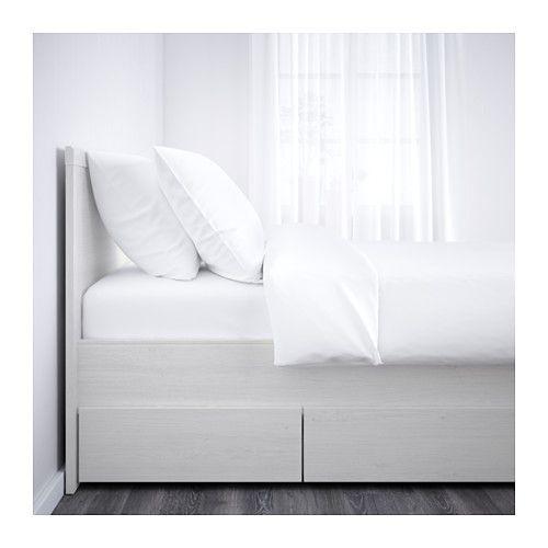 1000 id es sur le th me cama box queen sur pinterest colch o casal lits et - Cadre de lit rangement ...