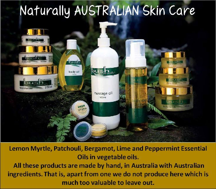 Naturally Australian Skincare http://www.aromapendants.com.au/pages/bush-essentials.html