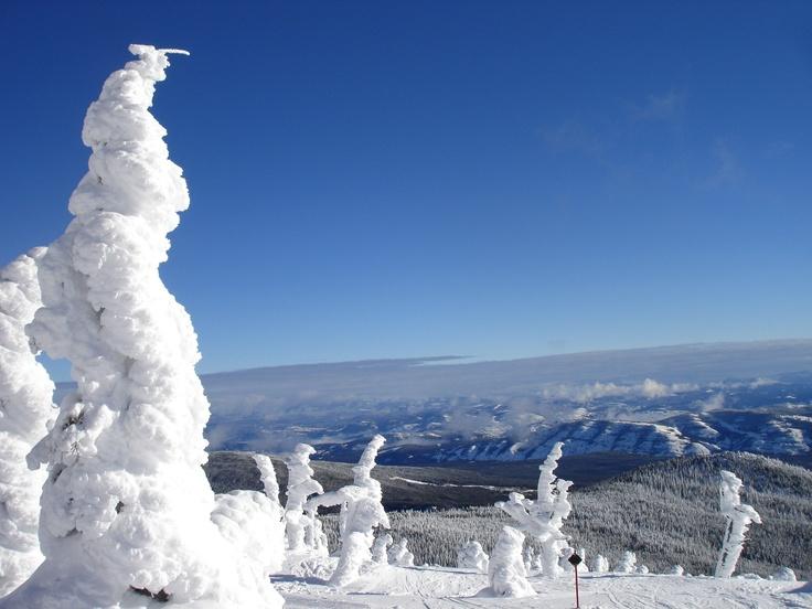 Mt Baldy. BC Canada.