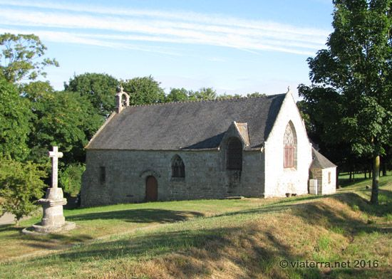 chapelle notre dame du haut tredaniel