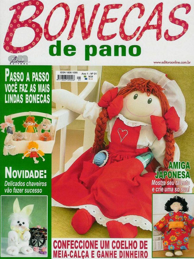 Como hacer muñecas paso a paso