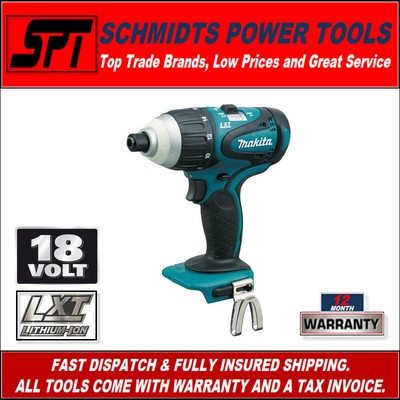The 4 mode makita Hybrid impact driver BTP140 does what no other tool can do.  Check it out