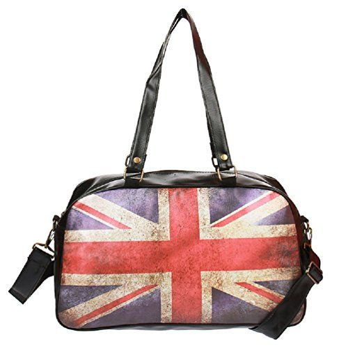 Double D BowlingBag London Flagge,   #Amazon