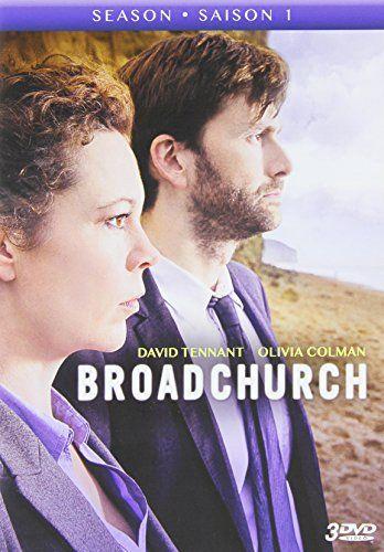 Broadchurch: Season 1 Olivia Colman, David Tennant, Jodie Whittaker, Andrew Buchan, Adam Wilson, Jonathan Bailey