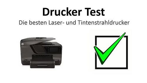 1000 images about drucker test testsieger 2014 flickr. Black Bedroom Furniture Sets. Home Design Ideas