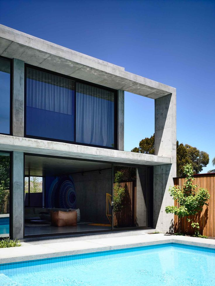 Wolseley Residence in Melbourne's Brighton by Mckimm.