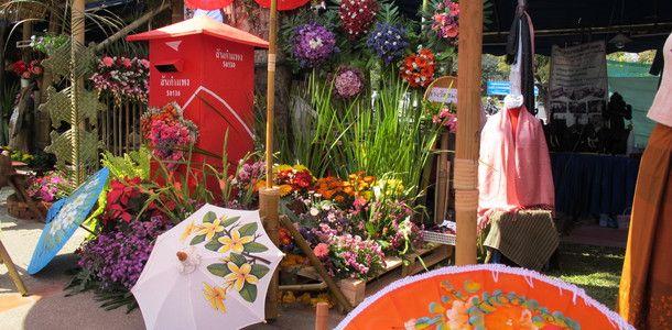 第40回チェンマイ花祭り 2016 | タイ国政府観光庁