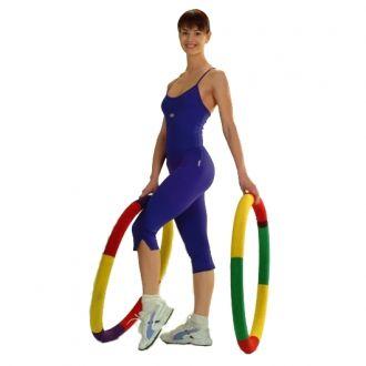 мое здоровье: Обручи с утяжелением - реклама или хорошее упражне...