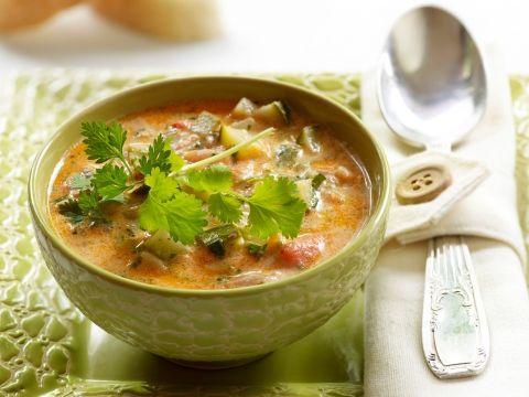 Een heerlijk exotisch soepje
