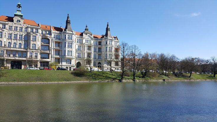 ul.Podwale, widok z Wzgórze Partyzantów  fot.Niesamowity Wrocław