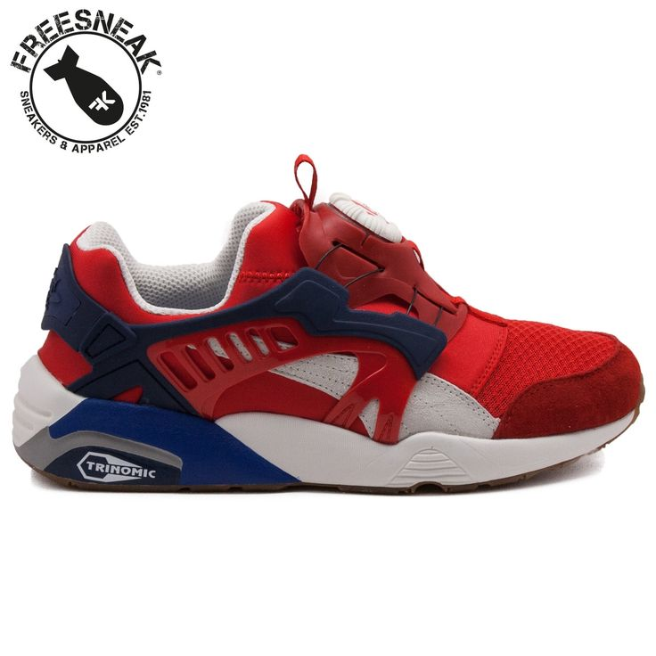PUMA DISC BLAZE ATHLETIC ROSSO 360860-01