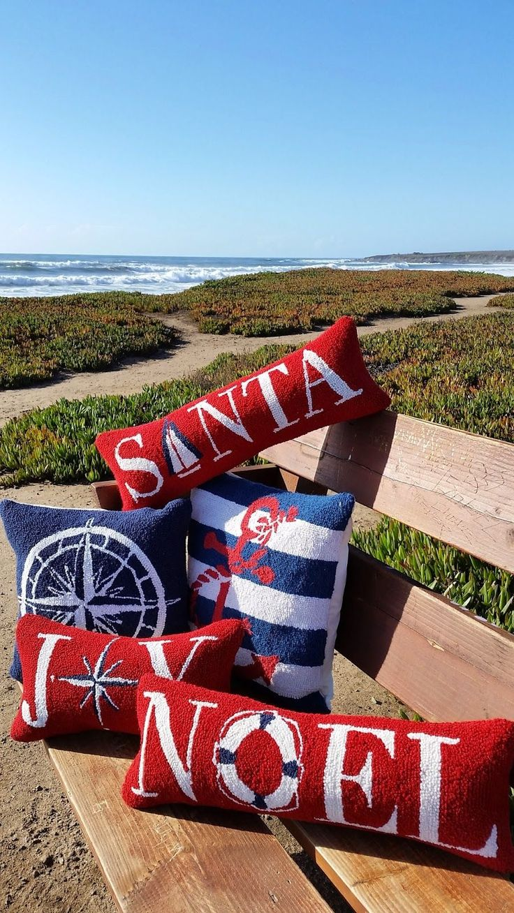 Beach decor adirondack chair beach christmas ornaments nautical - Everything Coastal Lighthouse Holiday Photoshoot Or Aqua With White