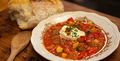 Transylvanian Goulash by Adrian Richardson