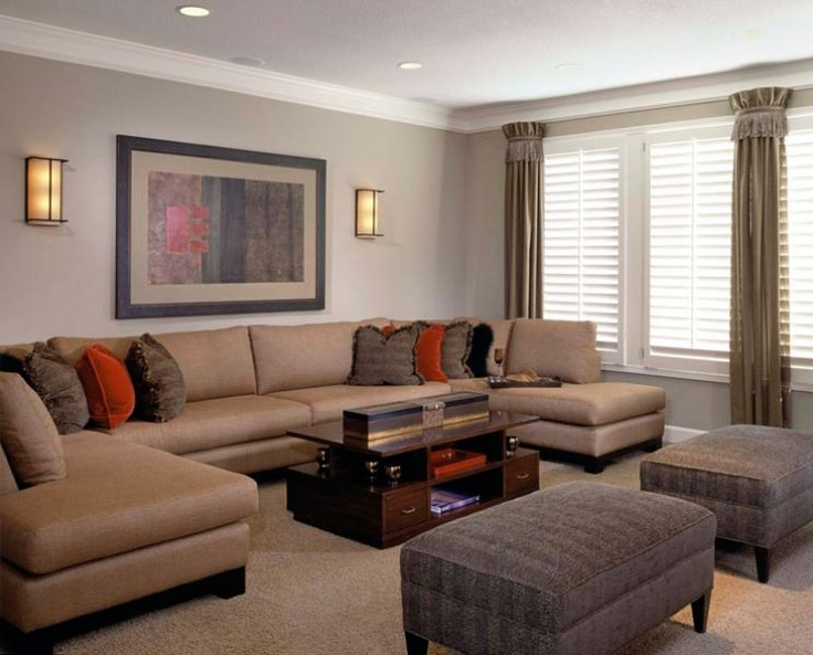 This home by Design Connection, Inc. was featured on a Tour hosted by NARI (National Association for the Remodeling Industry). Check out all of our Before & After remodel pics: http://designconnectioninc.com/portfolio Great Rooms By Design Connection, Inc.   Kansas City Interior Design #GreatRoom #FireplaceDesignIdeas #InteriorDesign