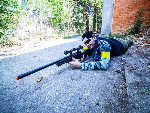 From @area_51_tv  #airsoft #airsoftinternational #airsoftbrasil #airsoftsports #ares #hk #g36 #m4 #honeybadger  #cybergun #m1014 #benelli #fnherstal #p90 #echo1usa #remington700 #m28 #classicarmyusa #springfield #m14 #mk14 #army #kimber #r28 #m1911 #pistol #shotgun #rifle #dmr #sniper