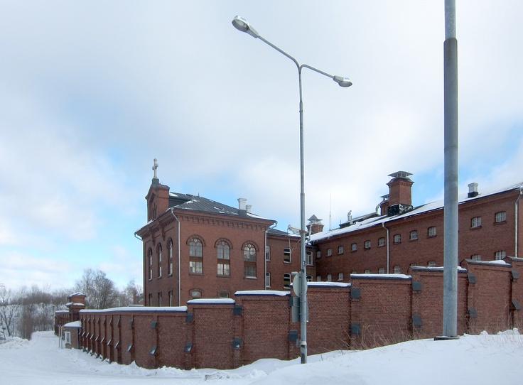Kakola hill - County Jail - old prison